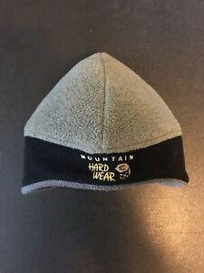 Mountain Hardwear Men's Beanie/Hat Fleece Polartec Gore Windstopper Sz L Olive
