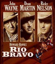 Rio Bravo John wayne Dean Martin Movie Art Silk Poster Room Decor 24x36inch