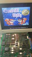 Cookie and bibi 2 arcade Jamma pcb video game board original Semicom