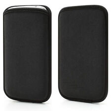 Funda HTC ONE S NEOPRENO NEGRA negro