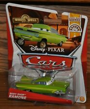 2013 Disney Pixar Cars Die Cast Wheel Well Motel Body Shop Ramone #8 of 11 NEW