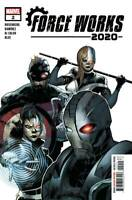 2020 Force Works #2 (Of 3) (2020 Marvel Comics) First Print Ramirez Cover