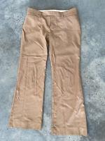 Gap Modern Boot Khaki Womens Pants 6 Khakis Size 6A Stretch