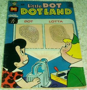Little Dot Dotland 39 (FN+ 6.5) 1969 Richie Rich! 40% off Guide!