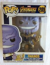 Thanos #289 - Marvel - Avengers - Infinity War - Funko Pop! Vinyl