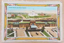 Souvenir Folder of Providence Rhode Island, Foldout, 24 Colour Pictures, 1930s