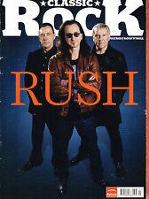 CLASSIC ROCK #172 07/2012 RUSH Black Sabbath NEIL YOUNG Led Zeppelin IT BITES