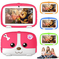 7''inch Quad Core HD Tablet for Kids Google Android 6.0 8GB GMS Dual Camera WiFi