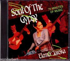 "CD - "" Elemer Jaroka - Soul of the GYPSY - MCR Popular "" - sehr guter Zustand"