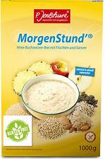 Jentschura MorgenStund 1000g + Gratisproben + Rezepte