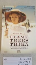 Hayley Mills The Flame Trees of Thika / Very Good DVD 32218