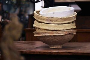 Vintage Paper Mache Bowls | Handmade Paper Bowl Planter, Eco Friendly Bowl