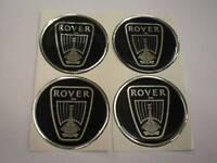 50mm Alloy Wheel Center Centre Badges (R2)