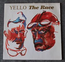 Yello, the race / another race, SP - 45 tours
