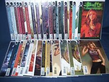Buffy The Vampire Slayer Season Eight Complete Run #1 -#40 with Variants