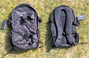 Rucksack Chiemsee Athene KG Backpack Embossed Black