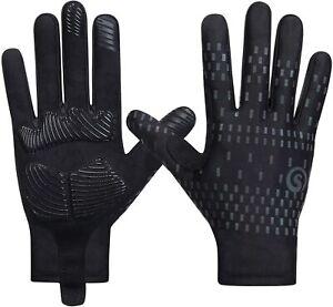 Savior Racing Motorcycle Gloves Cycling Bike MTB Bicycle Sports Gloves Size L