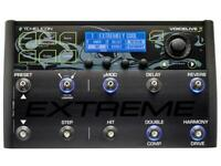 TC-HELICON VOICELIVE 3 EXTREME VOCAL PROCESSOR  EFFECT PROFESSIONAL per voce