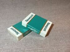 VINTAGE NEWPORT CIGARETTES PLAYING CARDS ONE DECK SEALED NEW OLD STOCK TOBACCO