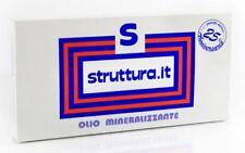STRUTTURA TRATTAMENTO CAPELLI FIALE OLIO MINERALIZZANTE 10 X 12 ML
