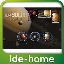 2015 Australia Stamp and medallion cover - Our Solar System