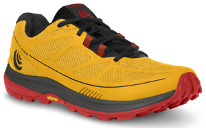 Topo Athletic Terraventure 2 Yellow/Black Running Shoe Men's sizes 8-13/NEW!!!