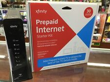 Xfinity Prepaid Internet Starter Kit Includes First Month of Service And Box