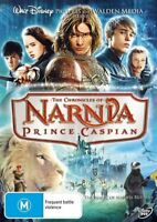 Narnia DVD Chronicles - Prince Caspian  FANTASY KIDS MOVIE