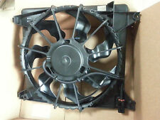 GENUINE BRAND NEW LH FRONT RADIATOR FAN SUITS HYUNDAI ILOAD 2007-2014