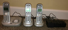 Panasonic Model No.Kk-Tga630S Phone Set. Tested And working. Perfect Condition.