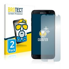 2x Brotect Matte Screen Protector for Samsung Galaxy S7 Edge Protection Film