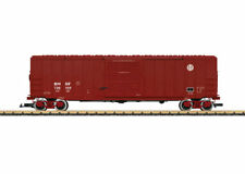 LGB 42932 BNSF BOXCAR ERA V - WITH METAL WHEELS - G SCALE - NEW