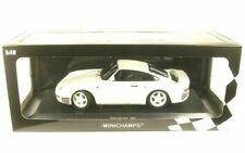 Porsche 959 White 1987 Model Car Ready-made MINICHAMPS 1 18