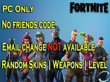 Fortnite Account - Super Deluxe Edition - Ohne email | Name änderbar [PC NUR]