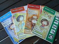 COLLECTOR - Lot 4 livres en espagnol pour les enfants - Conozcamos a Sandino