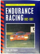 ENDURANCE RACING 1982-1991 IAN BRIGGS CAR MOTORSPORT BOOK