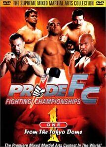 Pride FC Fighting Championships 1 DVD - Region 1 (US Import) - Tokyo Dome