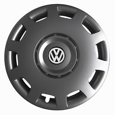 4x15'' Copricerchi per VW Volkswagen Golf Caddy Polo Touran Fox-Grafite