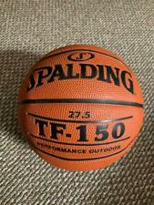 """Spalding Tf-150 Outdoor Basketball 27.5"""" New !"""