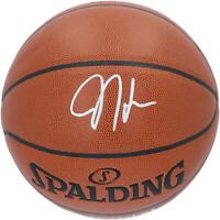 James Harden Brooklyn Nets Signed Spalding I/O All Conference Basketball