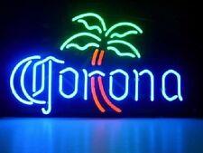 "New Corona Extra Palm Tree Beer Bar Neon Sign 17'x14"""