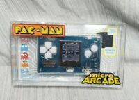 PacMan Hand Held Video Game Fully Playable Birthday Gift Micro Arcade