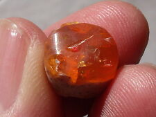 9.67 Cts. Rough mexican fire opal Specimen