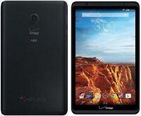 Verizon Ellipsis 8 16GB, QTAQZ3 Wi-Fi + 4G LTE(Verizon),    ***MINT CONDITION**