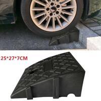 Tragbare Bordsteinrampe Heavy Duty Kerb Ramp Kit For Car Van Truck 25×27×7cm