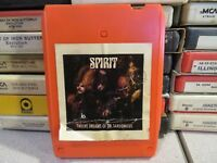 SPIRIT Twelve Dreams of Dr Sardonicus (8-Track Tape)