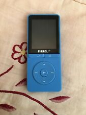 Ruizu X20 8GB Digital Media Music MP3 Player Blue