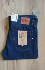 Edwin Ed-39 ED39 Denim Unwashed Raw 13 OZ W33 L 34 Japan Blue Jeans NEU