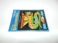 Sid The Spellbinder Odyssey 2 Game Manual Booklet Instructions