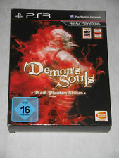 PS3: Demon's Souls BLACK PHANTOM EDITION ~ neuwertig ~